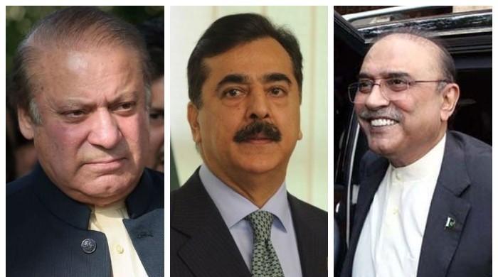 Senate elections: Nawaz assures Zardari of full support