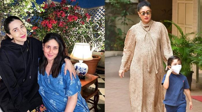 Kareena Kapoor Khan is 'mama again', confirms excited Karisma Kapoor
