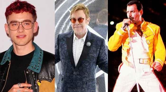 Sir Elton John compares Olly Alexander to his late friend Freddie Mercury
