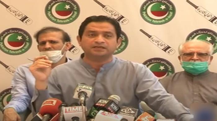 'PTI leader Haleem Adil Sheikh's life is in danger'