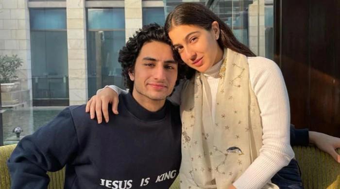 Sara Ali Khan details loving bond with brother Ibrahim Ali Khan