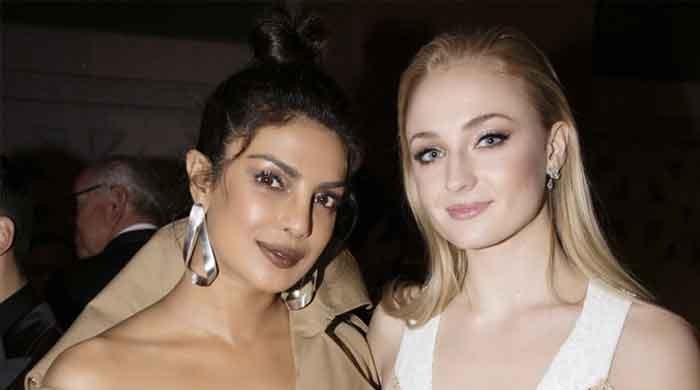 Sophie Turner shares Priyanka Chopra's wedding picture on her birthday