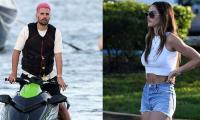 Scott Disick tries to look young to match with girlfriend Amelia Hamlin
