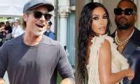 Kim Kardashian asked to date Brad Pitt after split from Kanye West