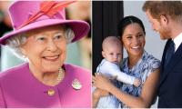 Queen Elizabeth elated about Prince Harry, Meghan Markle's second baby