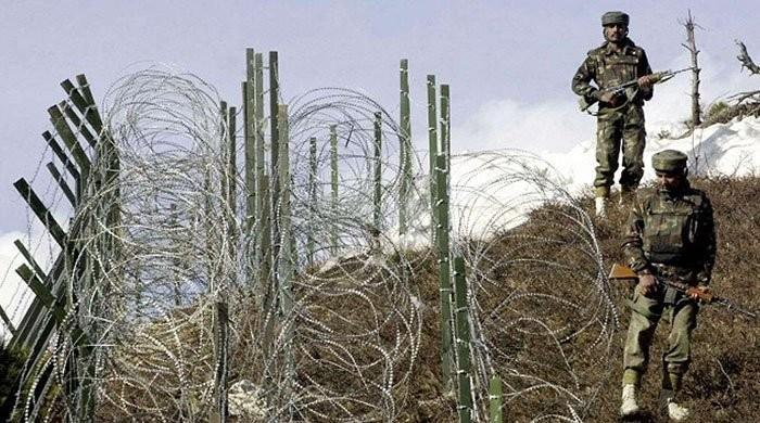 Pakistani and Indian troops agree to ceasefire on LOC from tonight: ISPR