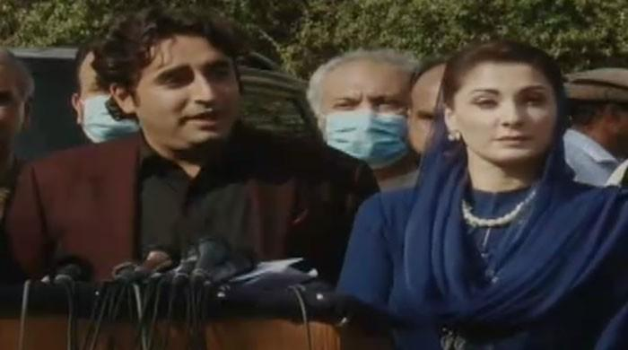 Maryam Nawaz says that Prime Minister Imran Khan is guilty of 'crimes against Nathan'