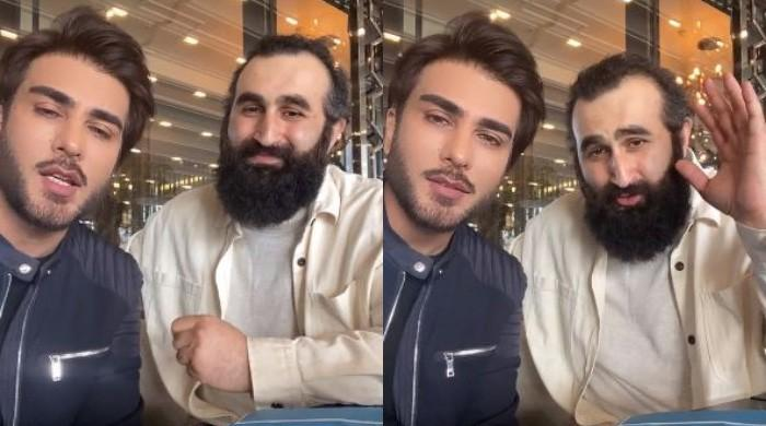 Imran Abbas, Ertugrul's Celal Al meetup leaves fans in awe
