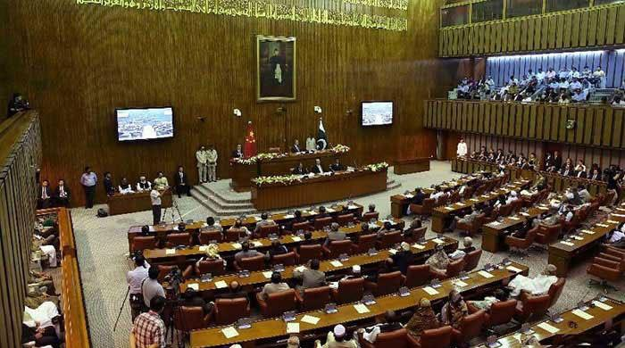 All Senate candidates from Punjab were elected unopposed