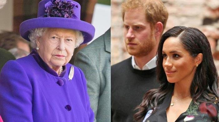 Harry and Meghan react strongly to Queen Elizabeth's removal of royal patronages