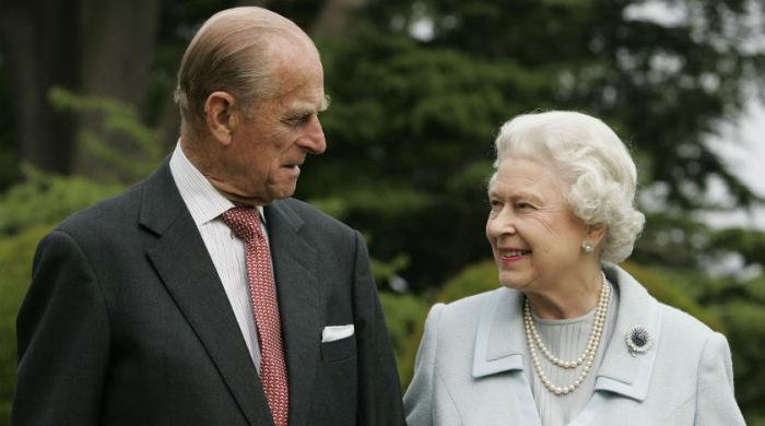 Prince Philip's hospitalisation makes it 'difficult' for Queen to cope