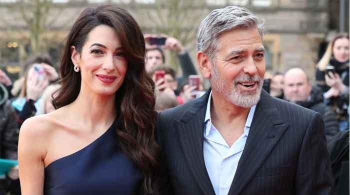 George Clooney reveals he is afraid of wife Amal Clooney