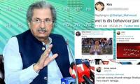 Students flood Twitter with Shafqat Mahmood's memes as minister directs schools to open 5 days a week