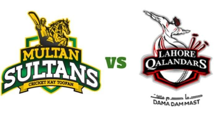 Multan Sultans chose to bowl first against Lahore Qalandars