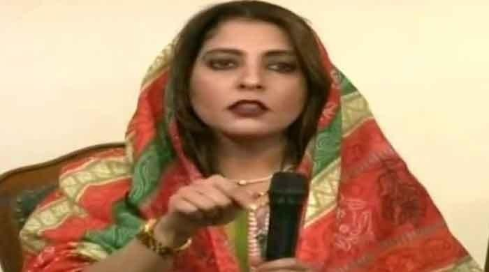 PPP's Palwasha Khan says her house in Karachi was attacked on Friday