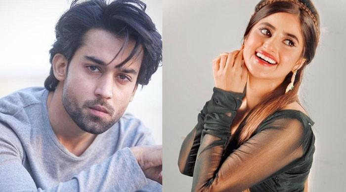 Sajal Ali to share screen with Bilal Abbas Khan in film 'Khel Khel Mein'