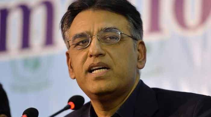'Work together or have more tea': Asad Umar digs India