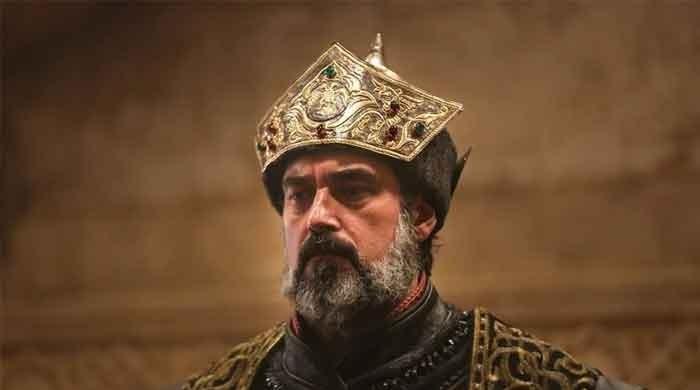 Dirilis:Ertugrul: Sultan Alaaddin Kayqubad actor looks handsome in latest photo