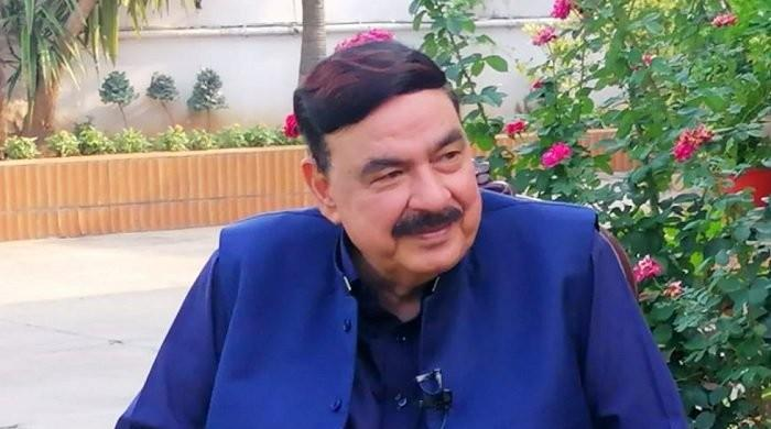 Sheikh Rashid says that Prime Minister Imran Khan is taking the country forward