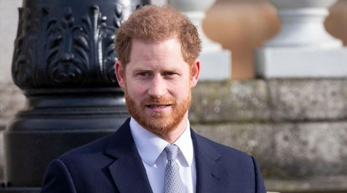 Prince Harry touches on his thoughts regarding 'The Crown'