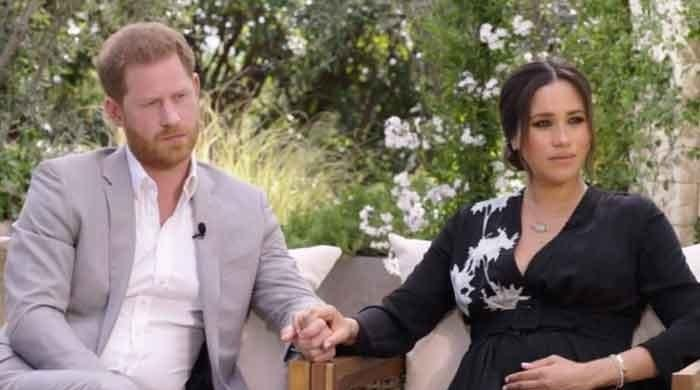 First promo for Harry and Meghan's interview with Oprah out: Sussexes reveal 'shocking things': video