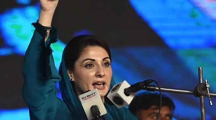 Maryam Nawaz mocked the government after the Supreme Court's opinion on the Senate elections