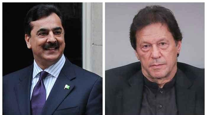 Gilani wrote a letter to Prime Minister Imran Khan seeking his vote in the Senate elections