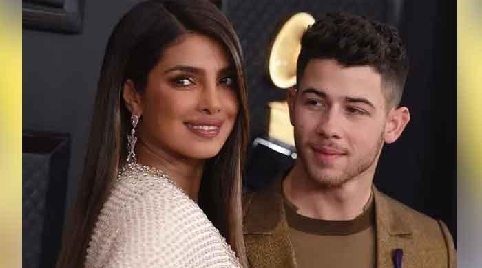 Priyanka Chopra gushes over her husband as he wows fans with new single 'This Is Heaven'