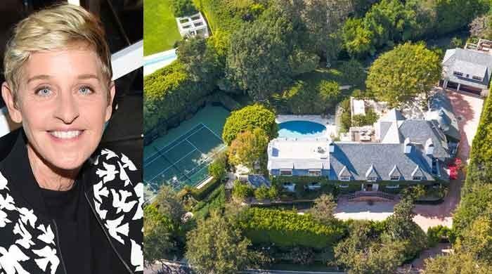 Ellen DeGeneres puts her newly purchased Beverly Hills mansion on sale