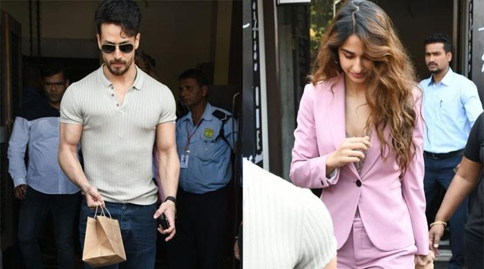 Disha Patani showers love on her beau Tiger Shroff on his 31st birthday