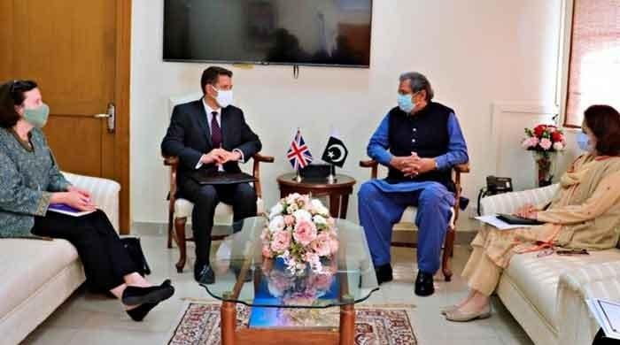 Shafqat Mahmood, British High Commissioner for Education, discusses expanding UK co-operation