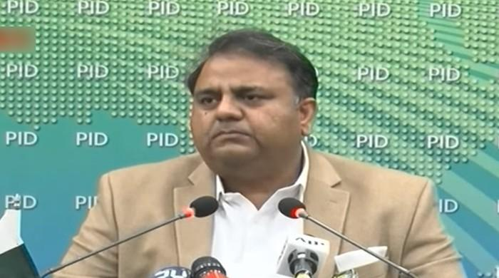 Fawad Chaudhry 'surprised' over ECP's delay in Senate electoral reforms