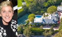 Ellen DeGeneres puts her newly purchased Beverly Hills mansion on sale