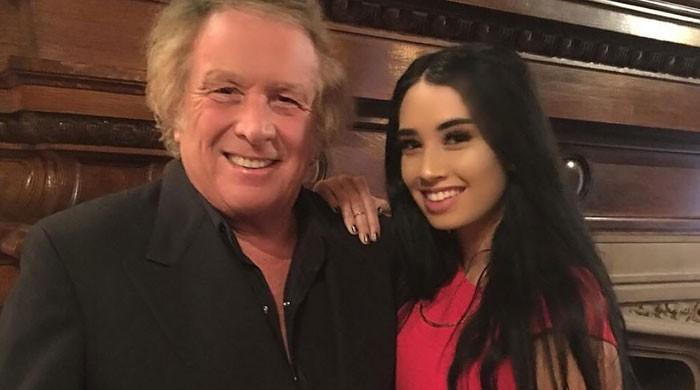 75-year-old Don McLean crazy for 27-year-old girlfriend Paris Dylan - The News International