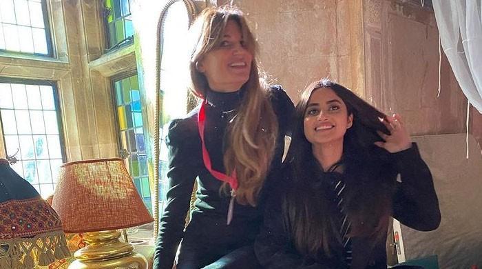 Jemima Goldsmith showers love on Sajal Ali