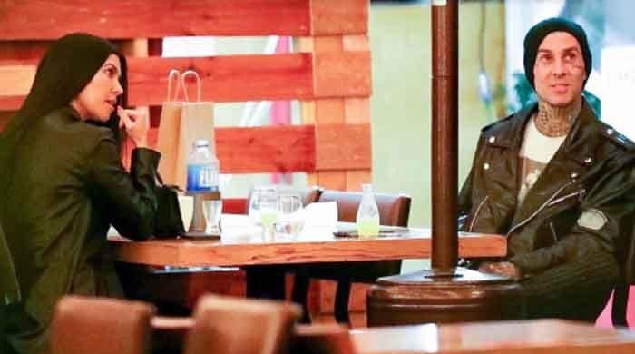 Kourtney Kardashian, new boyfriend Travis Barker spending a lot of time together: report - The News International