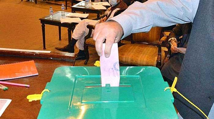 More than half a dozen PTI and government-backed candidates win Senate seats