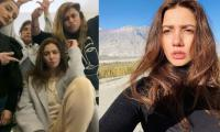 Is Mahira Khan now fed up of the 'Pawri' trend?