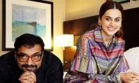Income Tax officials raid Taapsee Pannu, Anurag Kashyap's houses