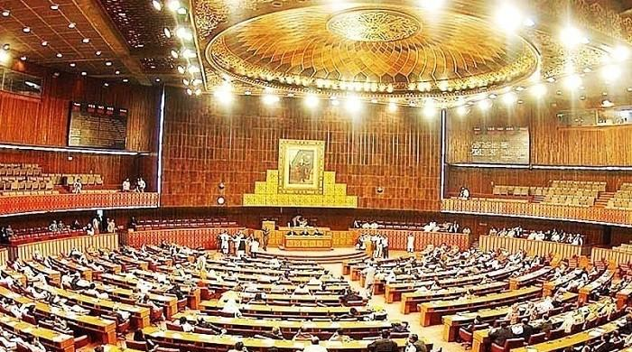 Election for Chairman, Deputy Chairman of the Senate on March 12
