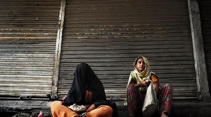 Rawalpindi police arrested 1,269 professional beggars in February