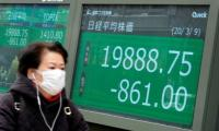 Asia markets resume losses as inflation fears take hold again