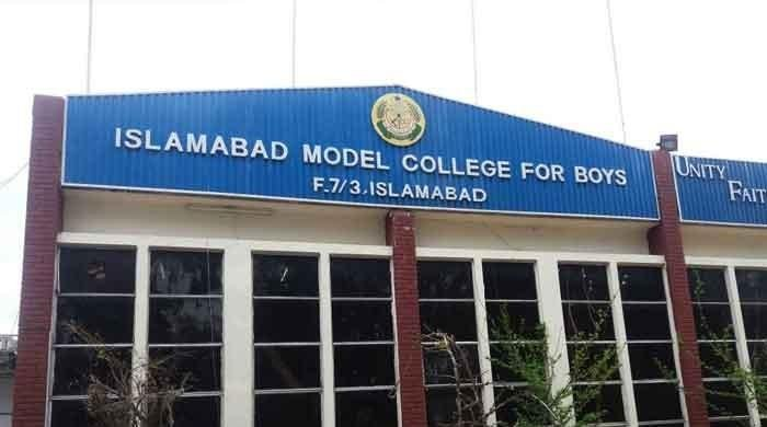 Two Islamabad colleges were sealed after receiving reports of Covid 19 cases