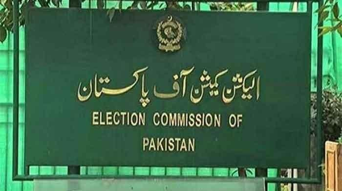 Let's work, don't let mud be thrown on national institutions: Election Commission to Imran Khan