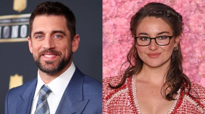 Aaron Rodgers says engagement with Shailene Woodley 'the best thing that happened'