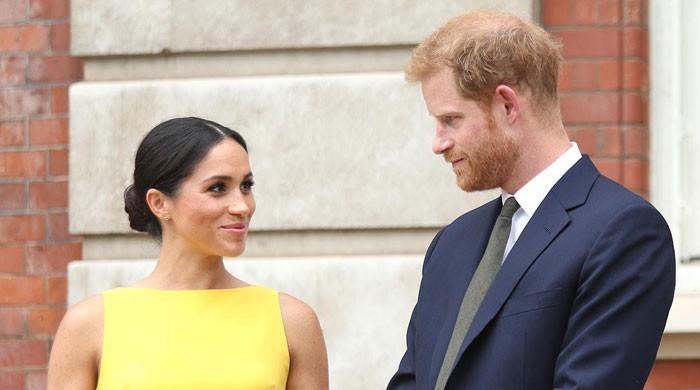 Aids voice concern over Meghan Markle's 'incandescent' war against Buckingham Palace