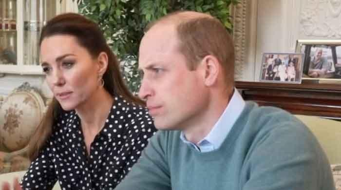 Kate Middleton, William perform royal duty amid media debate about Meghan, Harry interview