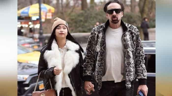 Nicolas Cage's fifth marriage: Actor ties knot with 26-year-old girlfriend