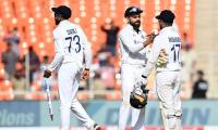 India defeat England in fourth Test to secure spot at World Test Championship final