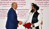 US envoy Khalilzad meets Afghan Taliban for the first time since President Biden took office